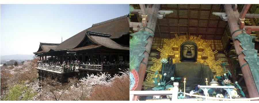 京都、奈良の古物市場