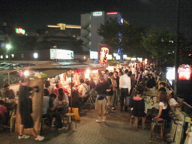 福岡の古物市場
